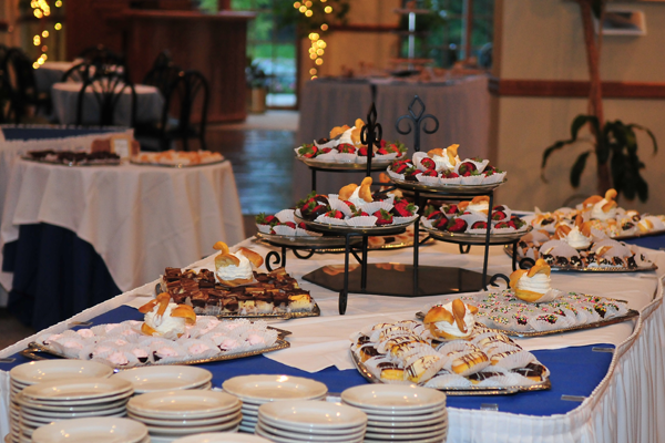 Hunterdon Hills Playhouse - Dessert Buffet